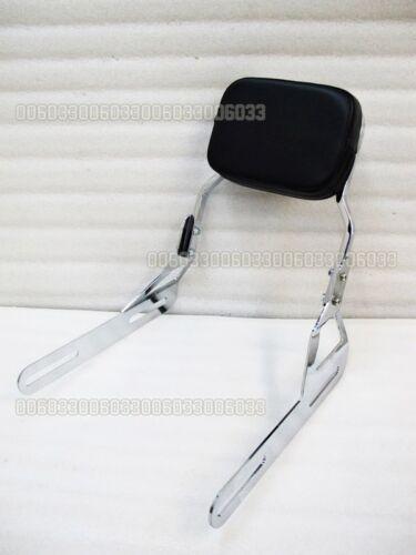 Backrest Sissy Bar for Hyosung Aquila GV125 GV250 Cruiser 06-16 33#L