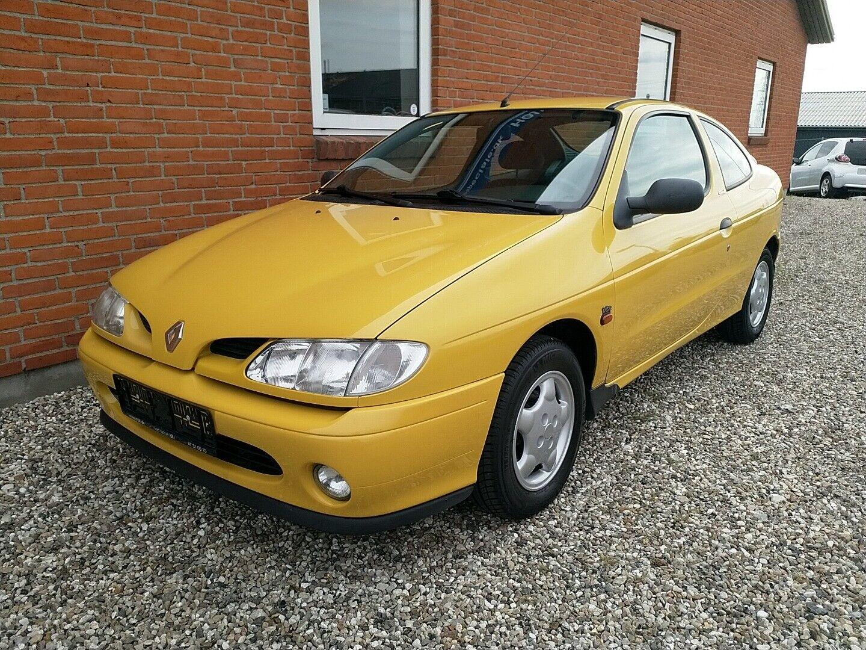 Renault Megane I 1,6 Coupé 2d