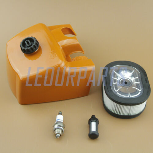 Air Fuel Filter Cover Spark Plug for STIHL MS660 MS650 MS640 066 064 Chainsaw