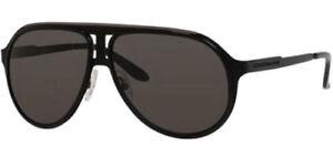 Carrera Men s Black Ruthenium Pilot Sunglasses w  Grey Lens - 100S ... 8cbc0139a3
