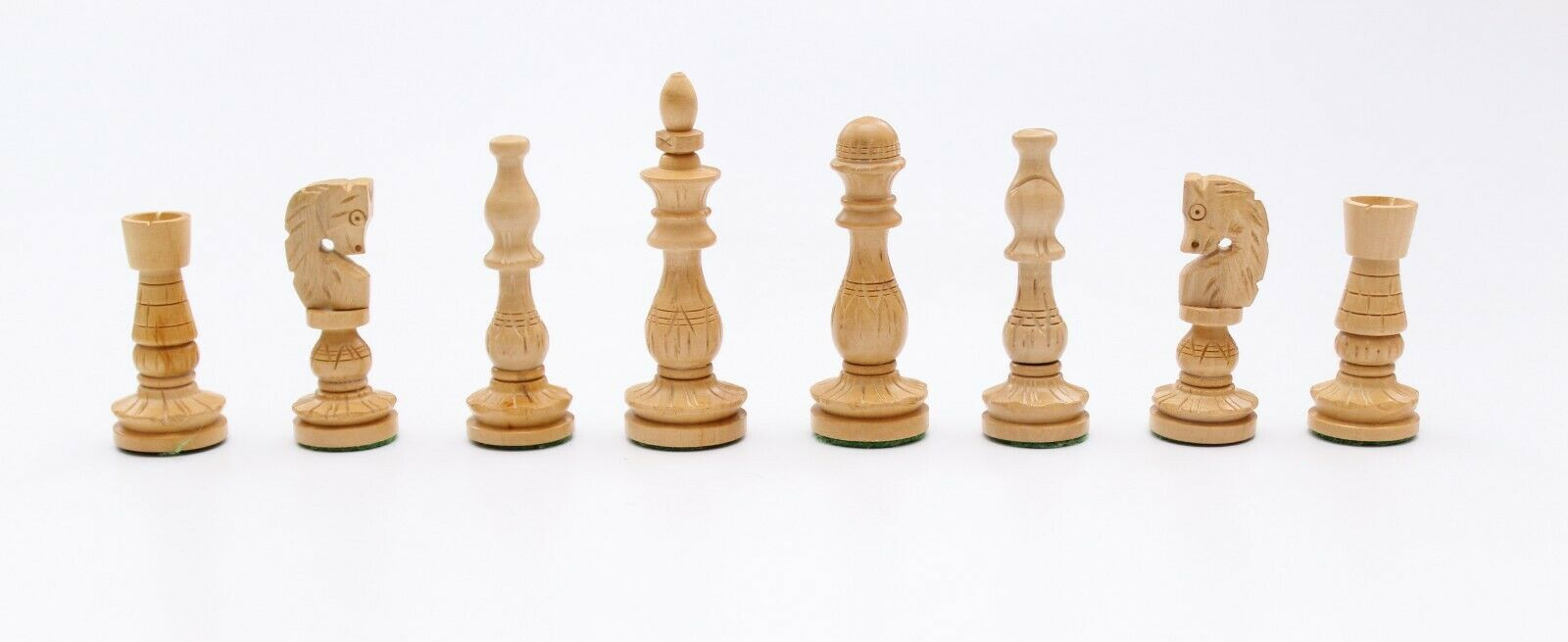 Mughal Antique Design Hand Made Luxury Chess Set - Pieces Only 3.6'' inch-King