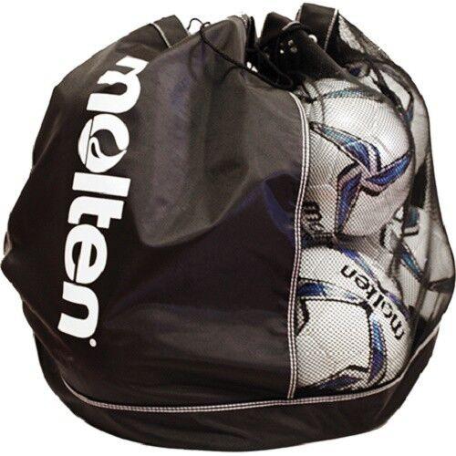 Molten FBL ballsack pour jusqu'à 15 15 jusqu'à Balles Noir Basket c44df0