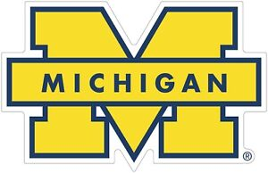 University-of-Michigan-Wolverines-Color-Decal-Sticker-New-You-Pick-Size-Cornhole