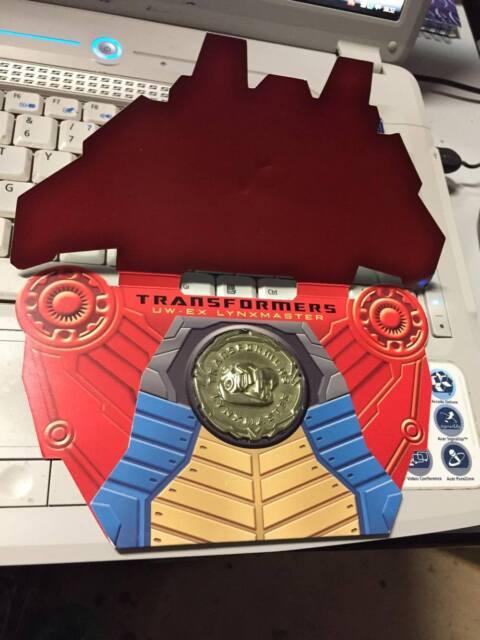Limited Gift for Takara Tomy Transformers Uw-Ex Unite Warriors Lynxmaster New