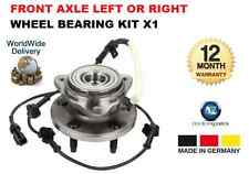 für Mazda BT50 Pickup 2006> VORDERRADLAGER Nabe Montage Set ABS Sensor