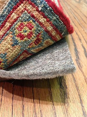 9'x12' Full 20 Ounce Shaw Recycled Felt Rug Pad for Hard Floors