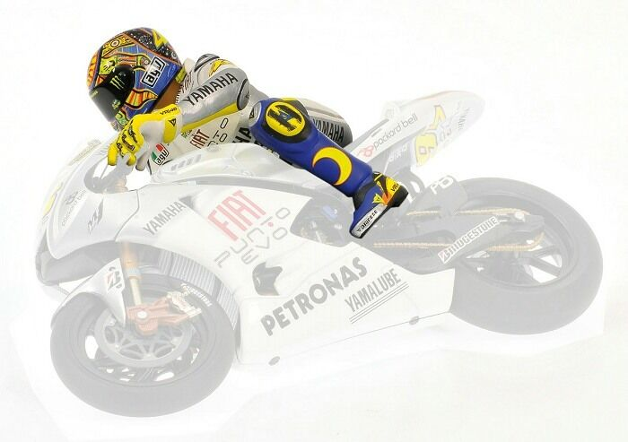 Figürchen V.Rossi 2009 Gp Estoril 1 12 Minichamps