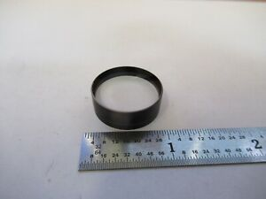 OPTICAL-ZEISS-BI-CONCAVE-LENS-HEAD-MICROSCOPE-PART-OPTICS-AS-PICTURED-amp-3K-A-11
