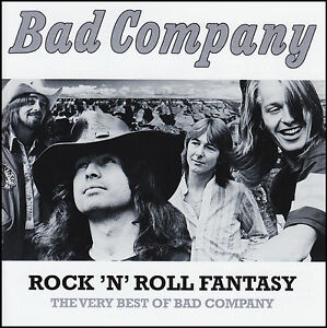 BAD-COMPANY-VERY-BEST-OF-ROCK-N-ROLL-FANTASY-CD-PAUL-RODGERS-70-039-s-NEW