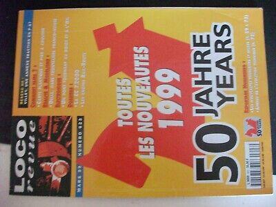 **ju Loco Revue N°623 Villey / Les 72000 Aujourd'hui / Rail Route