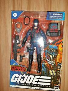 G.I. Joe Classified Series Cobra Viper Target ex. figure & custom shoulder armor