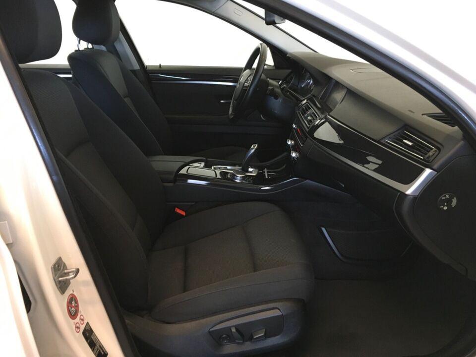BMW 520d 2,0 Touring aut. Van Diesel aut. Automatgear
