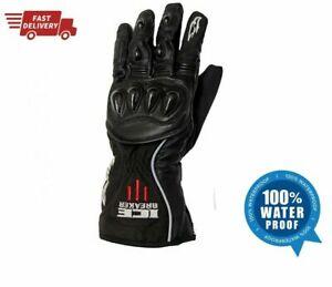 New-Leather-Waterproof-Motorcycle-Gloves-Motorbike-Thermal-Winter