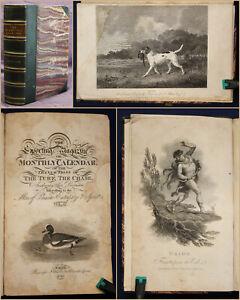 The-Sporting-Magazine-or-Monthly-Calendar-Vol-47-48-1816-Geschichte-Wissen-sf