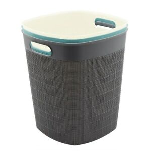 New-Plastic-Trash-Waste-Bin-Paper-Basket-Bin-Home-Office-Kitchen-Dustbin