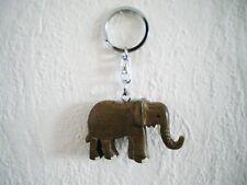 """Schlüsselanhänger """"Elefant"""" (Holz) / Keychain """"Elephant"""" (Wood)"""