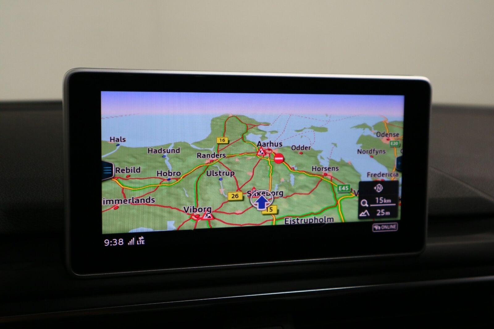 Audi A4 3,0 TDi 218 Sport Avant S-tr. - billede 9