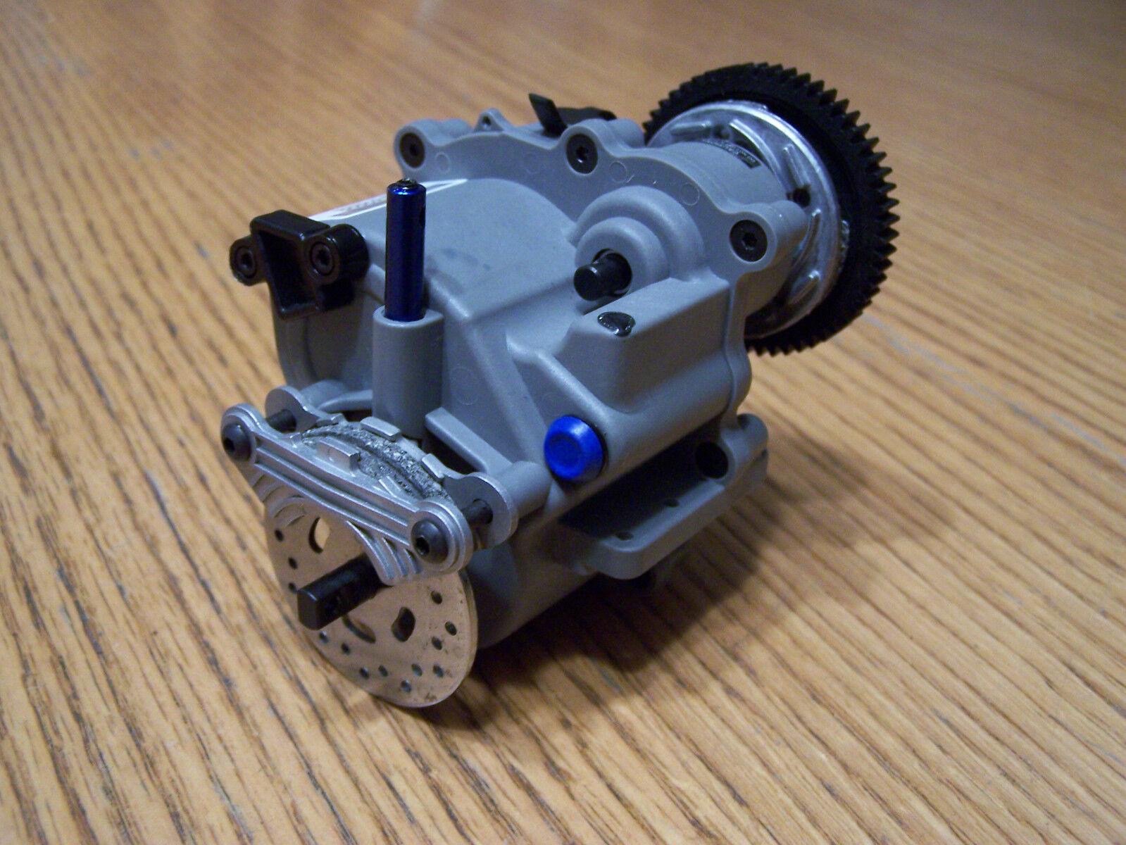 Traxxas 4907 3.3 T-maxx 2 Speed Transmission 58T Spur Gear Slipper Clutch &Brake