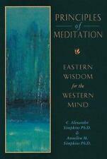 Principles of Meditation C. Alexander Simpkins, Annellen M. Simpkins Paperback