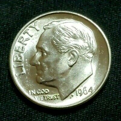 Low Shipping 1964 Silver Roosevelt Dime Choice Proof