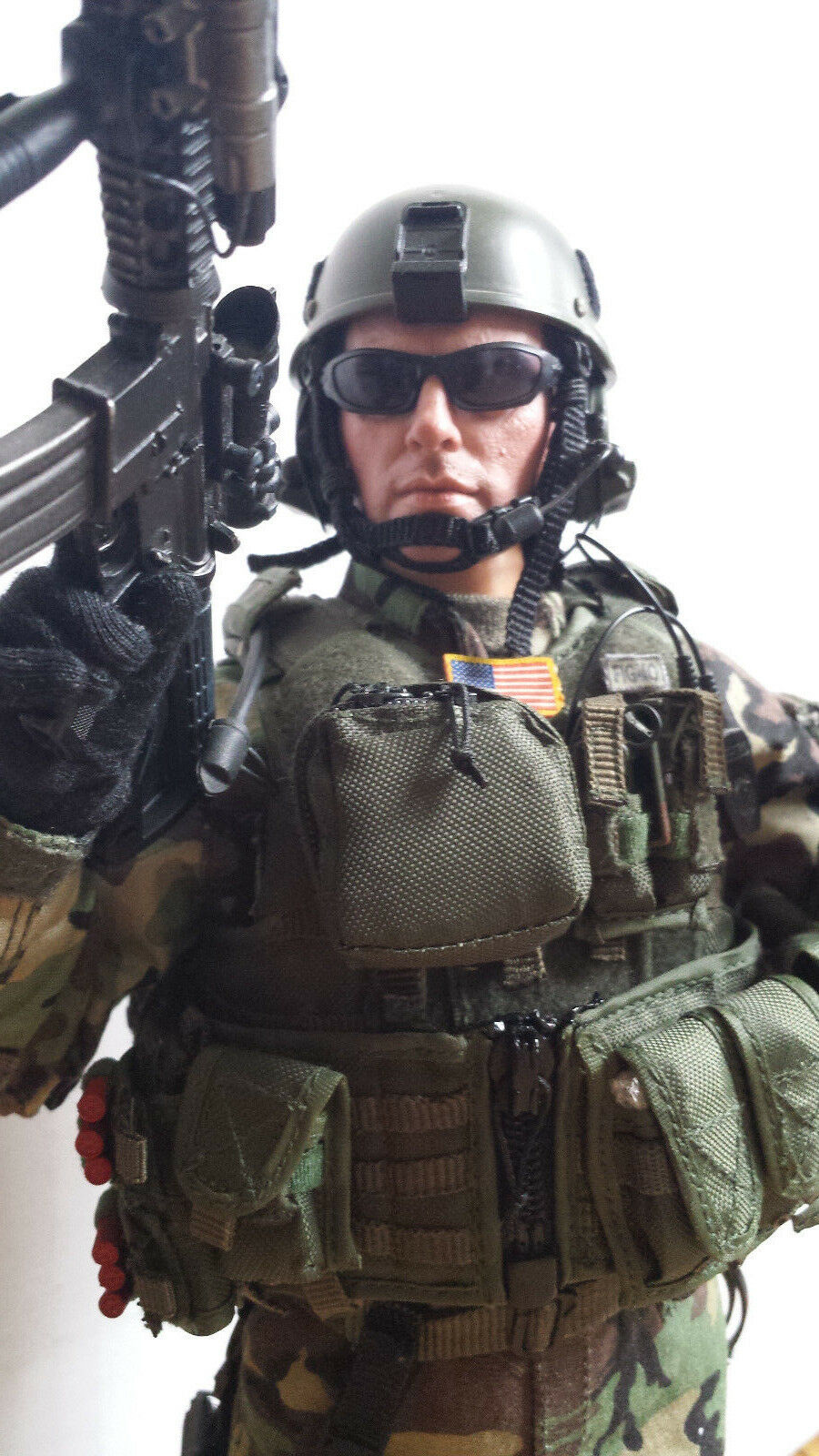 1 6 Soldato storia U.S. Army's specialee Forces Operational Distaachment -Delta DAM