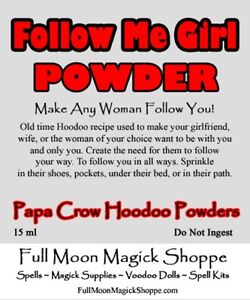 spell to attract women