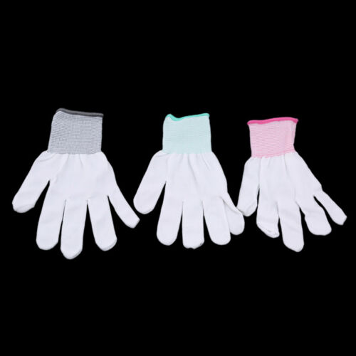1 Pair Nylon Quilting Gloves For Motion Machine Quilting Sewing Gloves shan
