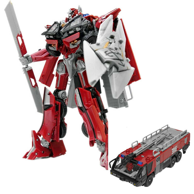 Transformation Sentinel Prime Leader Class Dark Of The Moon Action Figure KO Toy