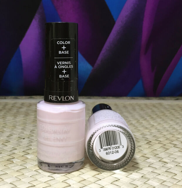 Revlon Colorstay GEL Envy Nail Polish 010 Top Coat 020 All or ...