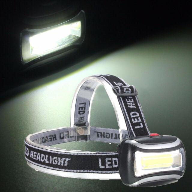 2000LM LED Headlamp Headlight Flashlight Head Light Lamp Durable Black NEW