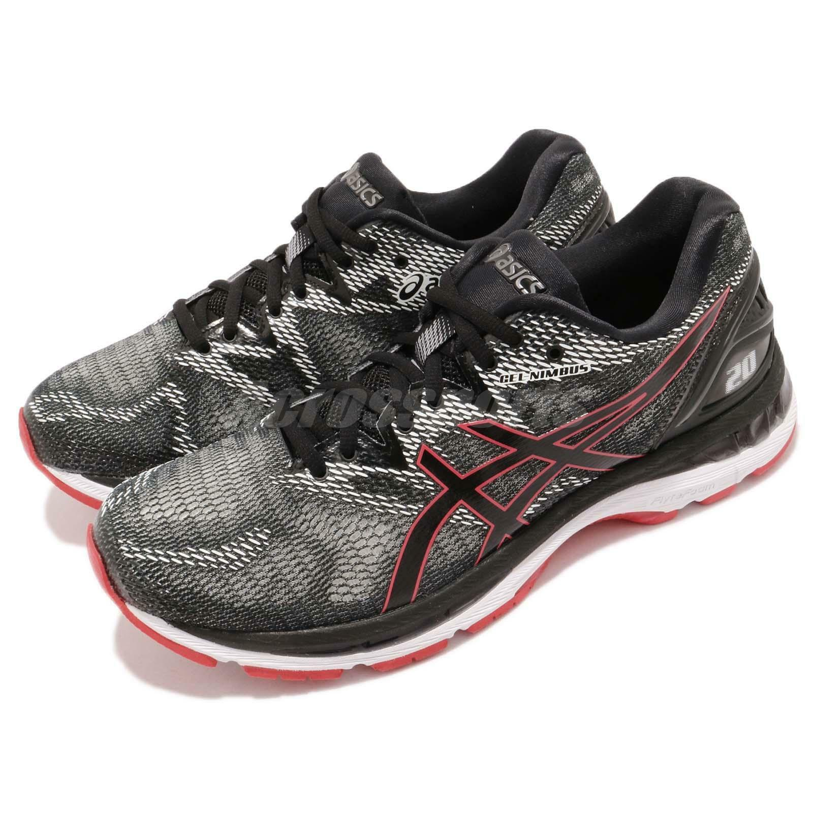 Asics Gel -Nimbus 20 Men scarpe Road Running Training Walking  Fashion T800N -002  miglior reputazione