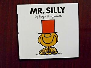 Mr-Silly-by-Roger-Hargreaves-Paperback-1972