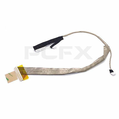 LENOVO G530 N500 LCD CCFL SCREEN DISPLAY CABLE RIBBON DC02000JV00