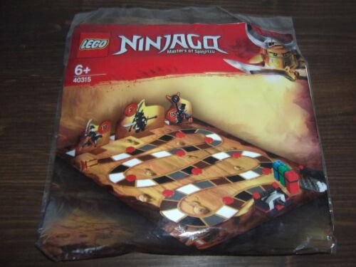 #7832 RARE JEU LEGO 40315 Ninjago Neuf et dans son emballage d/'origine!!