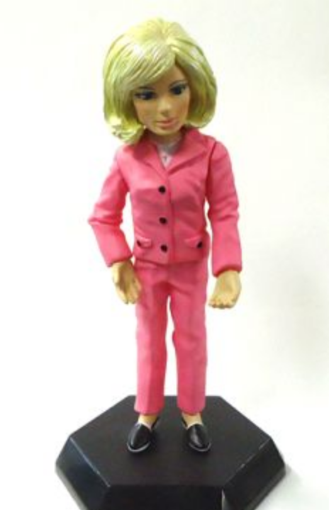 LADY PENELOPE THUNDERBIRDS Gerry Anderson SF Film Selection Vol.1 By Konami