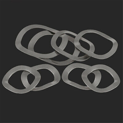 8mm x 12mm x 0.2mm Metal Wavy Wave Crinkle Spring Washers 100pcs