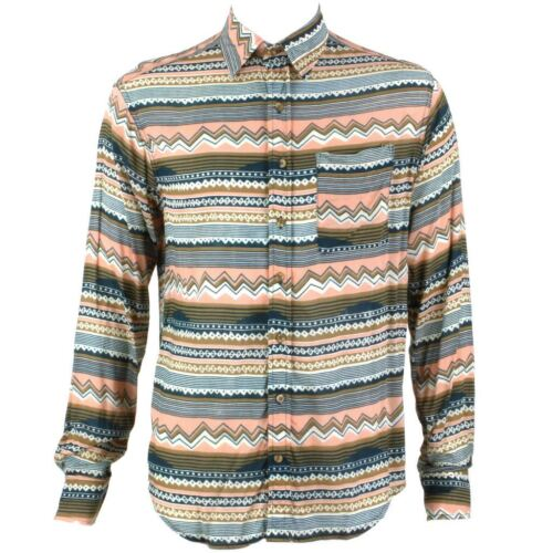 Abstract Loud Psychedelic Mens Festival Retro Regular Funky Party Multi Shirt 0RRUpq