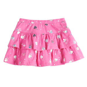 Disney-039-s-Minnie-Mouse-Toddler-Girl-Tiered-Skort-by-Jumping-Beans-Size-3T