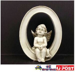 Angel-Alphabet-O-Statue-Figurine-Home-Decoration-Perfect-Christmas-Gift-Souvenir
