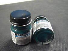 Testors Model Master Acryl Paint - 4670 Dark Green Pearl (gloss)