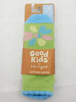 Life Is Good Youth No Show Cotton Socks Large Daisy Free Shipping