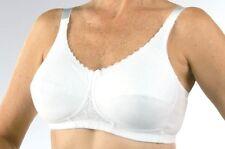 Comfort Support Mastectomy Bra Cotton Tricot/Classique #781/size 36D/Euro 80