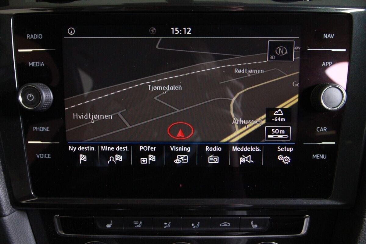 VW e-Golf VII