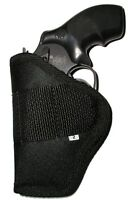 Usa Holster .38 Special Revolver Holster Smith Colt Taurus Charter Isp Isw Ccw