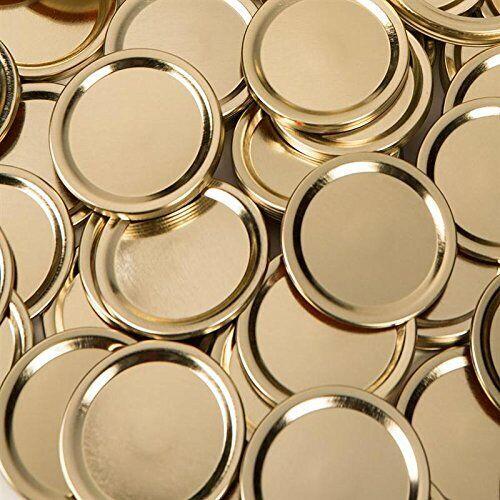 6-12-18-24 wide-mouth Lids for Mason//Ball Jar Canning Lids ,Split-Type