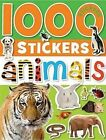 1000 Stickers: Animals by Make Believe Ideas Ltd (Mixed media product, 2010)
