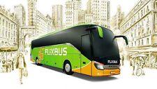 Flixbus Gutschein 93 Euro