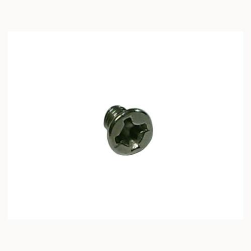 100x Metric M3 Screw 4mm Flat Head Phillips 120° M3-0.5x4 Screw #050405Env1