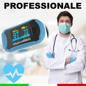Ossimetro-Pulsossimetro-Saturimetro-da-dito-Professionale-ChoiceMMed-MD300C29