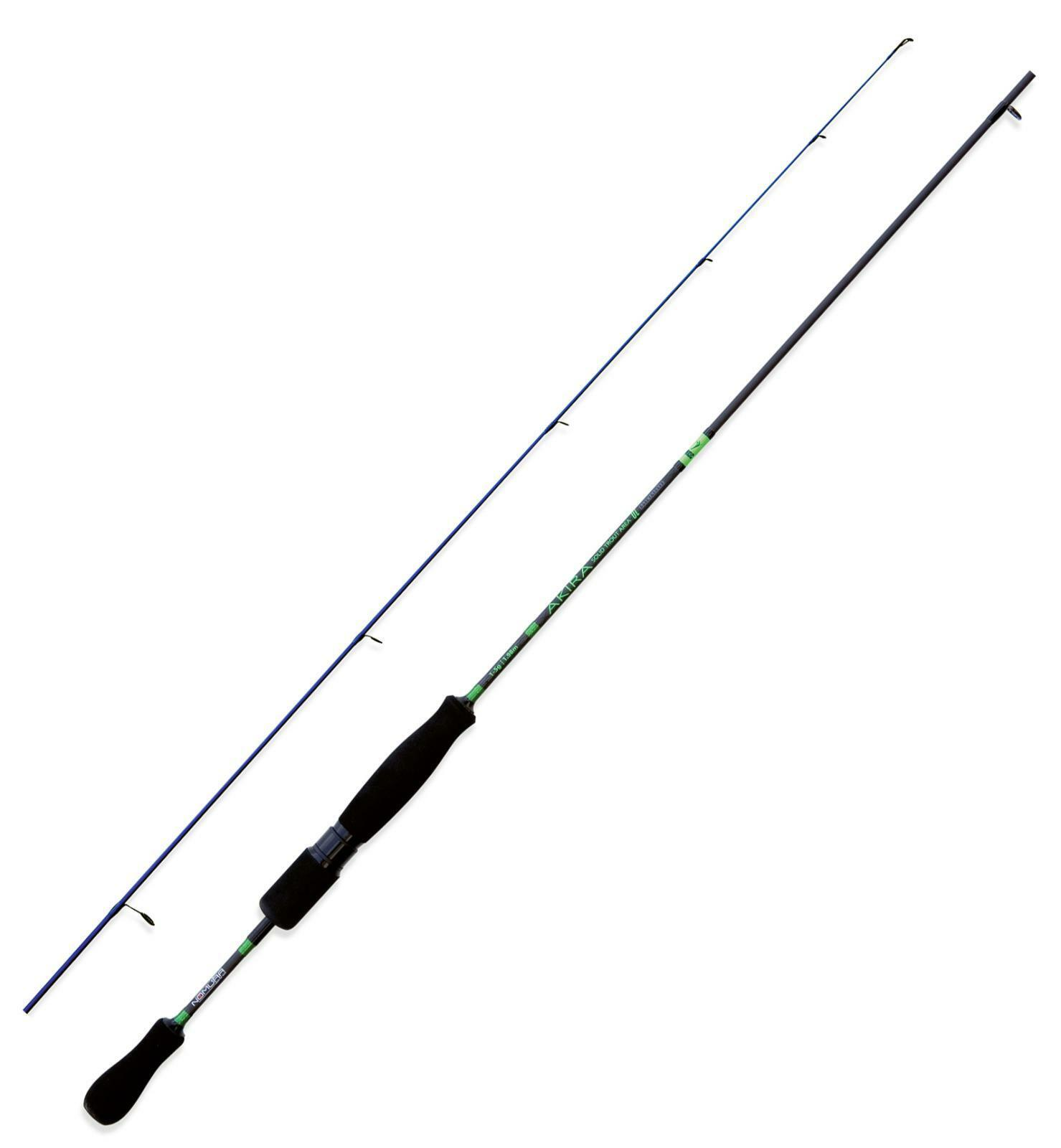 NM20520518 Nomura Canna pesca Trout Area Akira Solid 1,80cm 1-5 gr     RNG